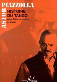 Histoire Du Tango (flute and piano)