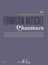 Jean-Paul Despax_Marguerite Labrousse: Formation musicale chanteurs Vol.1