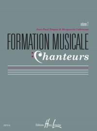 Jean-Paul Despax_Marguerite Labrousse: Formation musicale chanteurs Vol.2