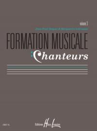 Jean-Paul Despax_Marguerite Labrousse: Formation musicale chanteurs Vol.3