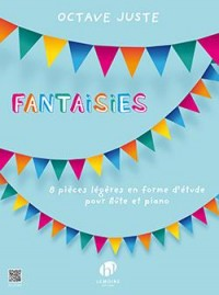 Fantaisies (flute and piano)