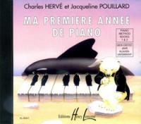 Charles Herve_Jacqueline Pouillard: Ma première année de piano