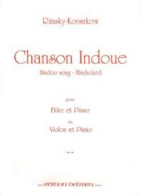 Nikolai Rimsky-Korsakov: Sadko : Chanson hindoue
