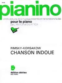 Nikolai Rimsky-Korsakov: Chanson hindoue - Pianino 131