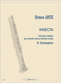 Octave Juste: Insecta III. Hyménoptères