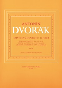 Dvorak, A: String Quartet No.12 in F, Op.96 (American)