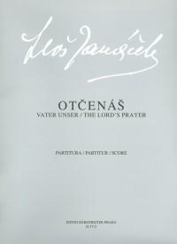 Janacek, L: Otcenas / Vater unser / Our Father (1901/1906) (G-Cz)