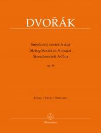 Dvorák, Antonín: String Sextet A major op. 48