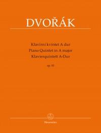 Dvorák, Antonín: Piano Quintet A major op. 81