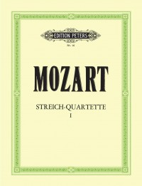 Mozart: String Quartets, Vol.1: The 10 Famous Quartets