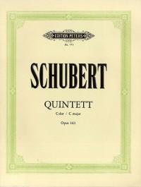 Schubert: String Quintet in C Op.163/D956