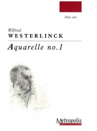Wilfried Westerlinck: Aquarelle No.1