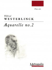 Wilfried Westerlinck: Aquarelle No.2