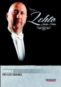 Jukka Pekka Lehto: Chorale For Flute Choir
