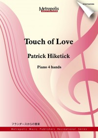 Patrick Hiketick: Touch Of Love