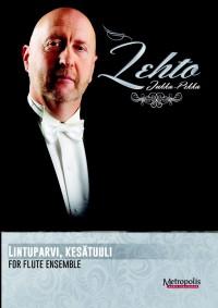 Jukka Pekka Lehto: Flock Of Birds For Flute Quintet