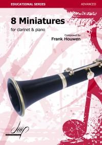 Frank Houwen: 8 Miniatures