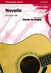 Charles de Jonge: Novelle