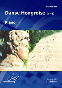 Johannes Brahms_Hans Hemeryck: Hongaarse Dans N° 6