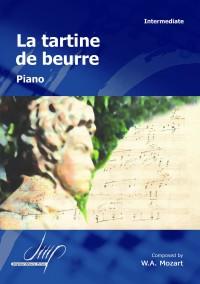 Wolfgang Amadeus Mozart_Hans Hemeryck: La Tartine De Beurre