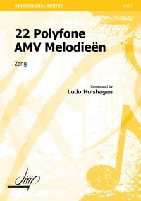 Ludo Hulshagen: 22 Polyfone Amv