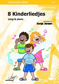 Sonja Jansen: 8 Kinderliedjes