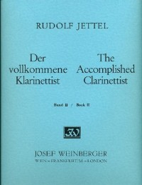 Accomplished Clarinettist, The Book 2