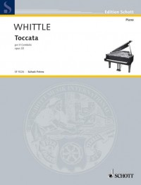 Whittle, C: Toccata op. 33