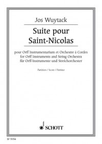 Wuytack, J: Suite for Saint-Nicolas