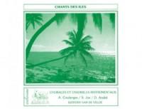Amos Coulanges_Simone Jos: Chants des iles (valisette)