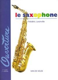 Frédéric Juranville: Le Saxophone