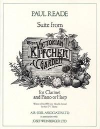 Victorian Kitchen Garden Suite (cl/pno)