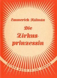 Gipsy Princess, The (libretto)
