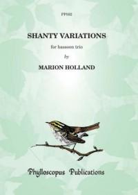 Holl: Shanty Variations