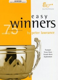 Lawrance: Easy Winners with Tpt/Tbn/ Euph CD