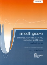 Blakeson: Smooth Groove Tr Br with Eb Horn CD