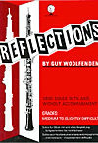 Woolfenden: Reflections for Oboe