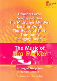 Parker: Music of Jim Parker for Piano