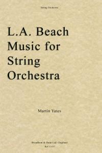 Yates, Martin: L.A. Beach Music