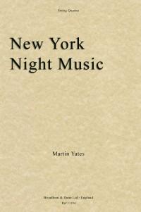 Yates, Martin: New York Night Music
