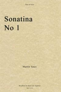 Yates, Martin: Sonatina No. 1