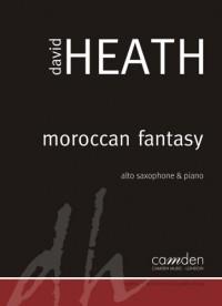 David Heath: Moroccan Fantasy for Alto Saxophone & Piano