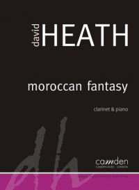 David Heath: Moroccan Fantasy for Clarinet & Piano