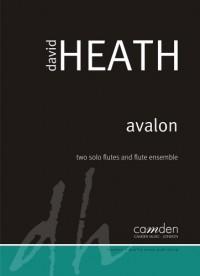 David Heath: Avalon for flute ensemble