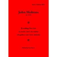Holmes: Evening Service 'in medio chori: for trebles'