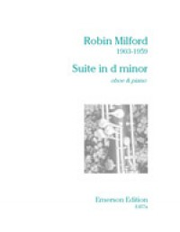 Milford: Suite in d minor