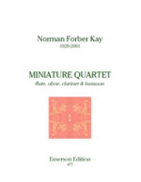 Kay: Miniature Quartet