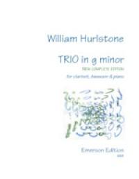 Hurlstone: Trio in G minor (New complete edition)