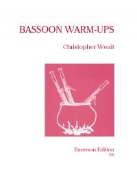 Weait: Bassoon Warm-ups 2nd edition (2010)