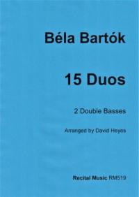 Béla Bartók: 15 Duos